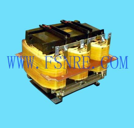 Magnetic integrated transformer
